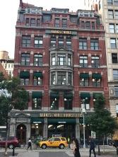 Barns&Noble NYC