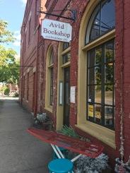 Avid Bookshop Athens, GA